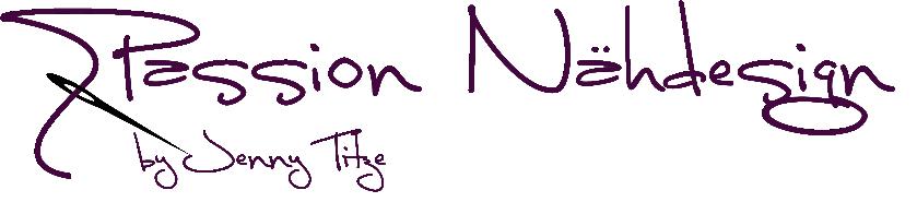 Passion Nähdesign-Logo